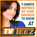 TV Teez - Official TV inspired T-Shirts you won't find anywhere else